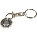 Coin with Carabiner