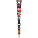 Satin Lanyard, 20 mm with Sublimation Printing and Plastic buccle
